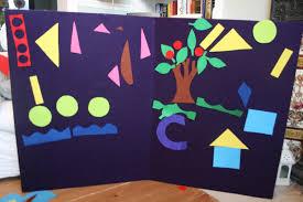 giant felt shape pictures the imagination tree