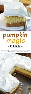 tasty magic pumpkin cake recipes on the pumpkin eater