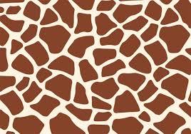giraffe print clipart clipartxtras
