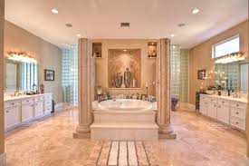 bathroom luxurious makeovers from our stars blocks idea with glass