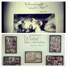 Wall Decals Marilyn Monroe Quote Who Said Nights Were For Sleep - Marilyn monroe bedroom designs