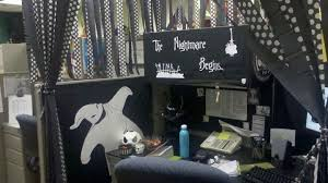 nightmare before cubicle decor search
