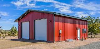 Prefab Metal Barns Metal Buildings Steel Building Manufacturer Heritage