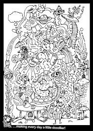 doodle monkey u2013 bit doodlier