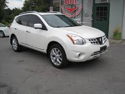 nissan rogue for sale 2012 nissan rogue sv w sl package awd loaded bose navigation hid