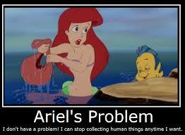 Mermaid Memes - the little mermaid ariel s problem by masterof4elements on deviantart