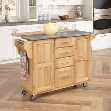 pics of kitchen islands kitchen wooden kitchen island cart walmart in natural with gray