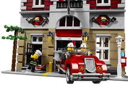 lego volkswagen inside lego modular fire brigade 10197 amazon co uk toys u0026 games