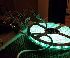 music sync flashing leds arduino u0026 msgeq7 6 steps with pictures