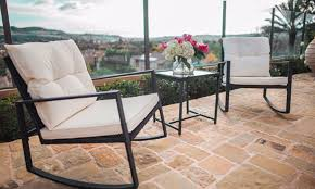 patio table with removable tiles top 10 best patio furniture sets reviews in 2018