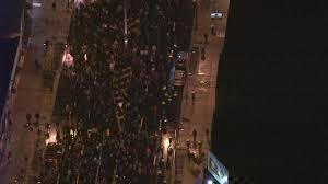 Philadelphia by Hundreds March In Anti Trump Protest In Philadelphia 6abc Com