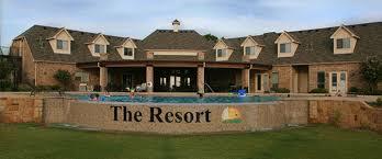 the resort on eagle mountain lake oakdale homes