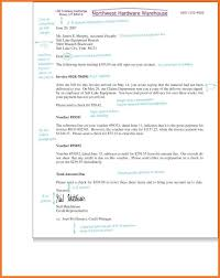 apa letter format sow template