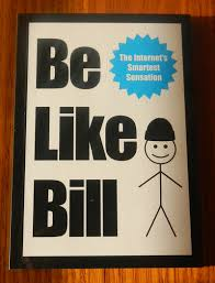 Be Like Bill If You - be like bill by eugenieu croitoru debabrata nath comfy chair