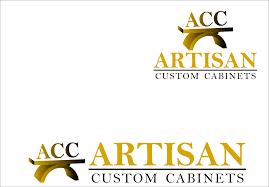 creative logo design for artisan custom cabinets hiretheworld simple design using coreldraw