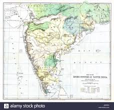 South India Map by India Map River Stock Photos U0026 India Map River Stock Images Alamy
