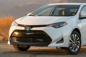 toyota now the 2017 toyota corolla receives major promise in terms of safety