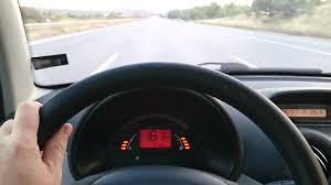 citroen c3 highway max speed youtube