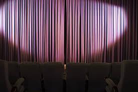 spotlight on stage curtain 3849 stockarch free stock photos