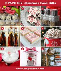 a handmade christmas diy food gifts the diy mommy