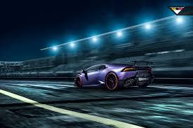 Lamborghini Huracan Back View - lamborghini huracan vorsteiner novara autodynamica