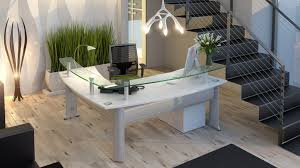 White Curved Reception Desk Reception Desk For Sale Uk Full Size Of Office Tablesmall Office