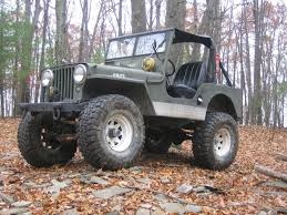 willys jeep off road willys jeep cj 2a 1946 off road youtube