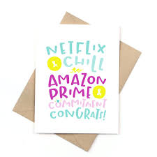 congrats engagement card engagement card wedding card netflix and chill to