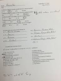 solving quadratic equations test doc tessshebaylo