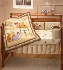 Winnie The Pooh Crib Bedding The Pooh Dreams Of Hunny 4 Baby Crib Bedding Set New