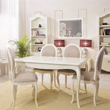 Catalogo De Home Interiors by Mesa De Comedor Extensible Provenzal Paris Blanca Demarques Es