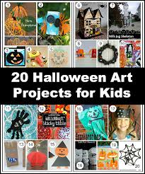 Childrens Halloween Craft Ideas - 20 halloween art projects for kids to make buggy and buddy