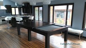 dining room pool table combination top 65 superlative pool table bench coffee dining combo with and