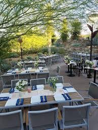 Desert Botanical Garden Restaurant Scottsdale S Day Brunches And Dinners