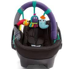 jouet siege auto lit poussette siège auto clip tour suspendu hochet peluche jouet