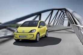 volkswagen up yellow 2013 volkswagen e up full electric car to u s