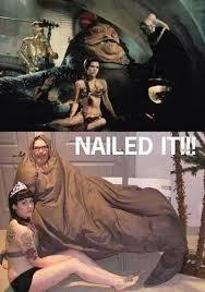 Nailed It Meme - nailed it