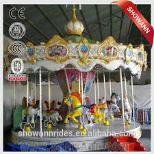 mr musical carousel 21 carols animated merry go
