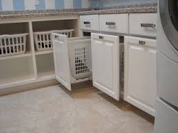 Laundry Hamper Built In Cabinet Wood Laundry Basket Cabinet U2014 Sierra Laundry The Laundry Basket