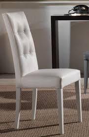 chaise cuir blanc chaises et sieges les fournisseurs grossistes et fabricants sur