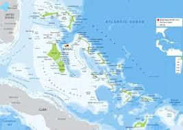 Southern Caribbean Map by Yacht Charter Bahamas Luxury Yachts Sailboats Catamarans