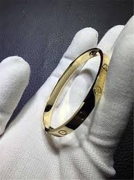 white gold yellow gold bracelet images C calssic edition love bracelet 18k gold white gold yellow gold jpg
