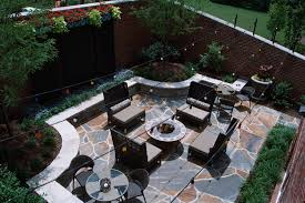 outdoor waterwall renovation poynter landscape