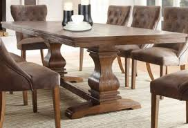 Gorgeous Wood Dining Table Designs To Charm Your Dining Area - Dinning table designs