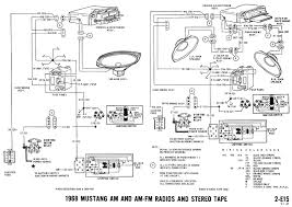 2001 ford taurus radio wiring diagram for 1993 mustang beautiful