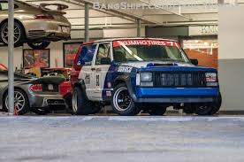 lowered jeep wagoneer anyone into autocross jeep wrangler forum