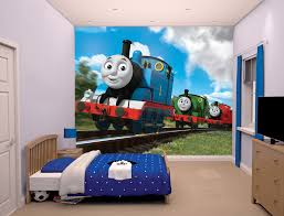thomas friends bedroom wallpaper mural 8ft 10ft walltastic