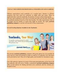 yearbook publishing yearbook publishing company by expressly yours