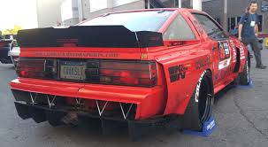 mitsubishi conquest this mitsubishi starion v8 is perfection from hell