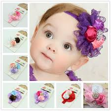 newborn headbands new design baby girl headband newborn headbands shabby chic flower